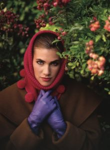 Brown Sheep Blog: Gifts to Knit and Crochet for the Holidays, Ribbed Hood