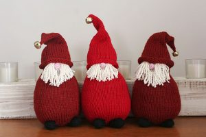 Brown Sheep Blog: Gifts to Knit and Crochet for the Holidays, Jolly Old Elves