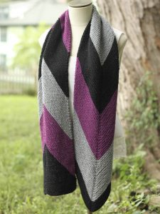 Bonny Knits Review of Stratosphere yarn from Brown Sheep