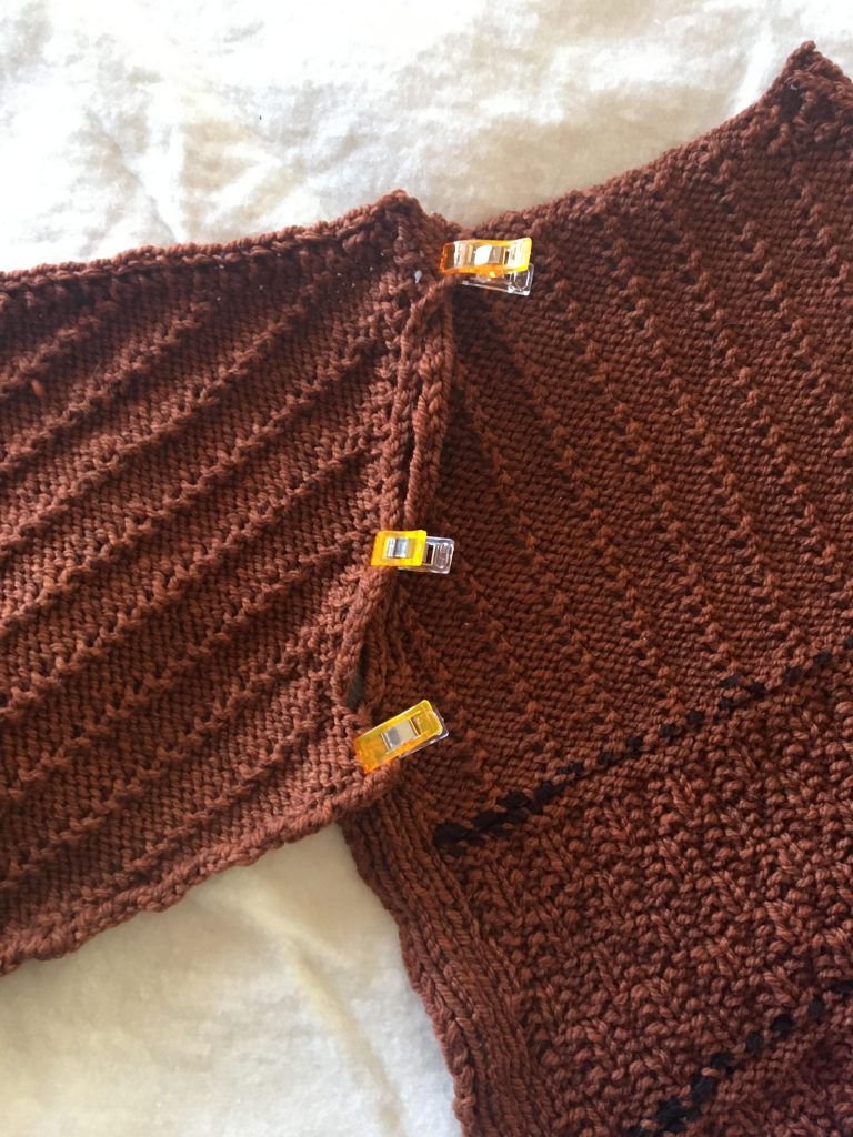How to Piece Together a Sweater Brown Sheep Company, Inc.