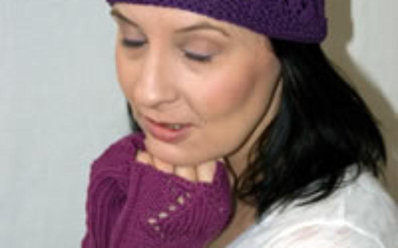 Diamond Lace Hat