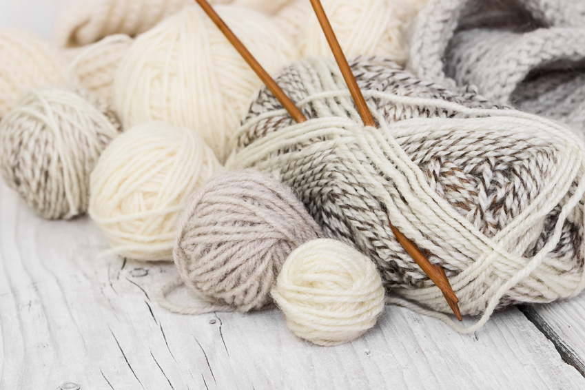 Beginner S Guide To Choosing The Right Knitting Yarn And Needles Brown Sheep Company Inc