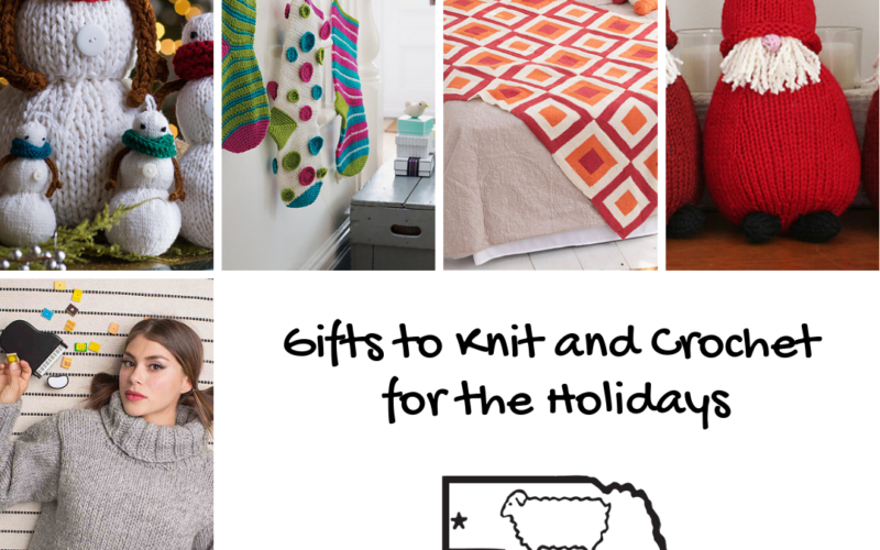 Gifts to Knit and Crochet for the Holidays