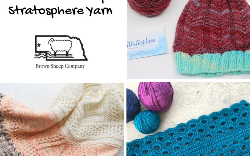 Review Round-Up: Stratosphere Yarn