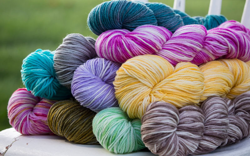 Brown Sheep Yarn and Fiber Inspiration