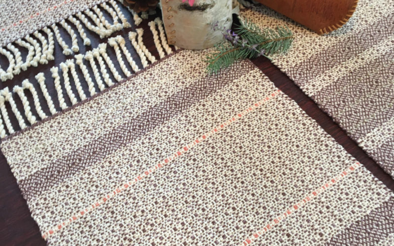 Weaving Inspiration: Bringing the North Woods Home