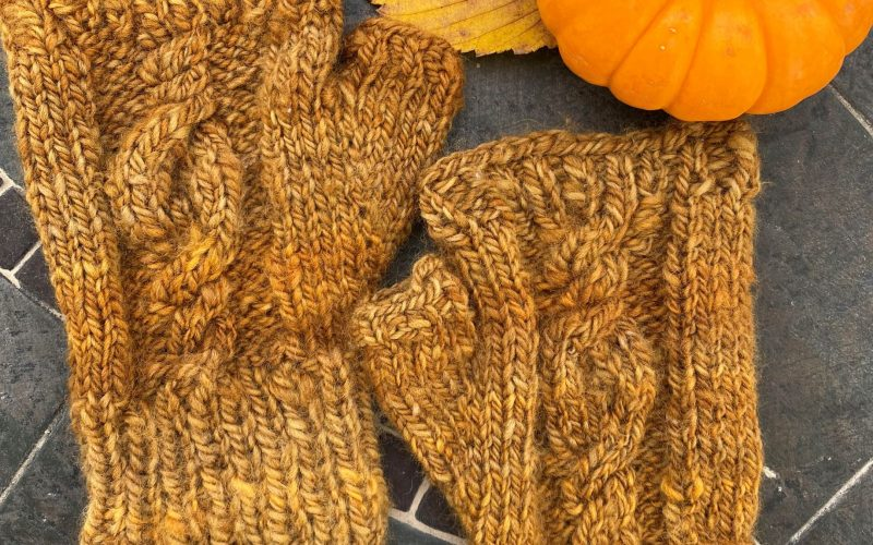 Time to Refresh Handknits for Fall