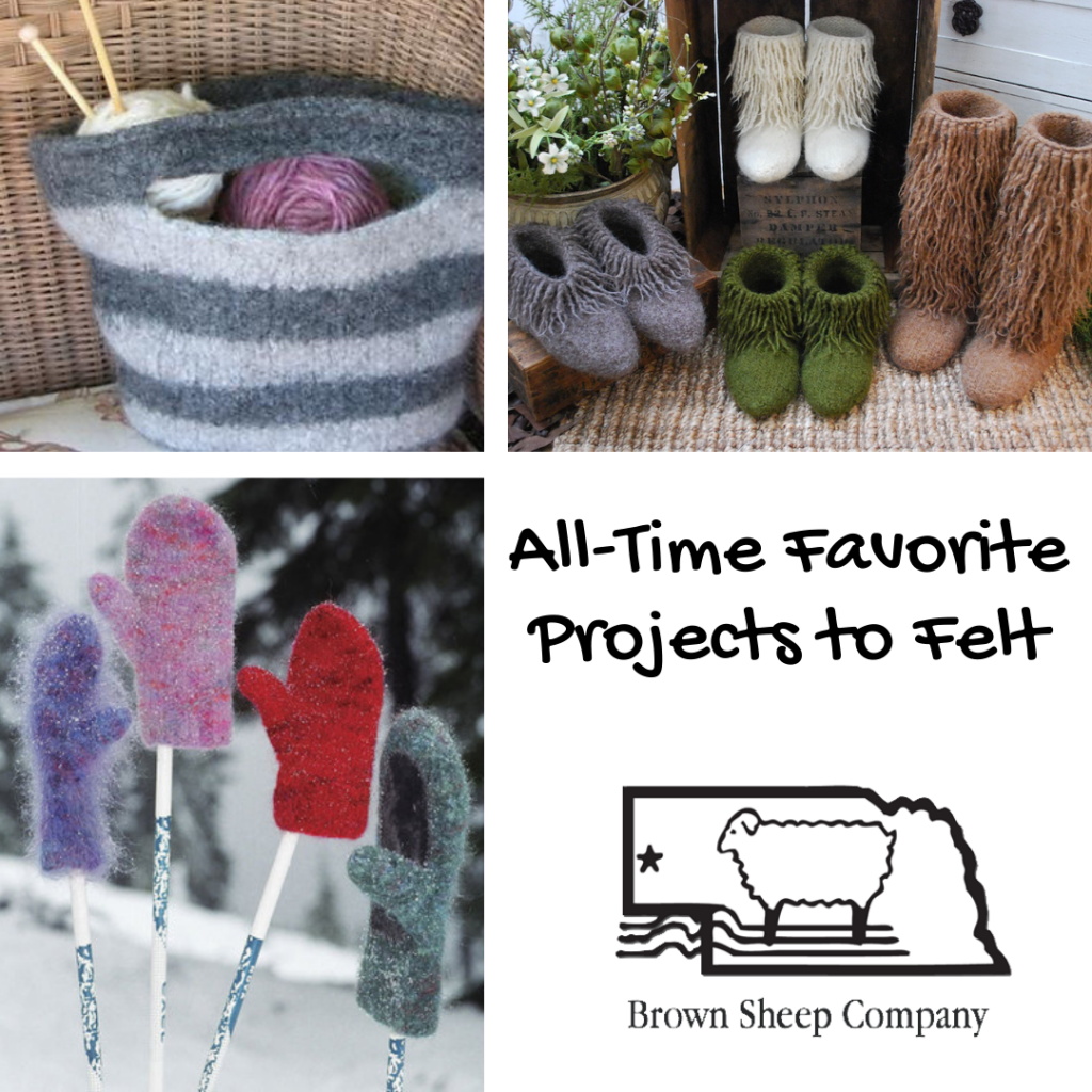 Felted Projects Blog