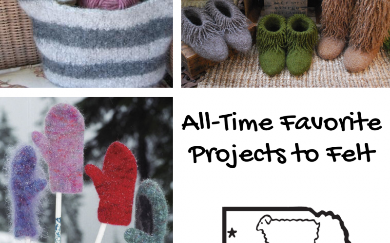 All-time Favorite Projects to Felt