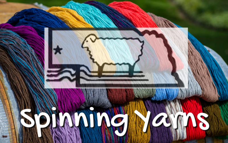Introducing Spinning Yarns: Our New Online Crafting Community!