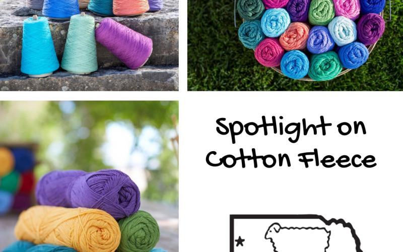 Spotlight on Cotton Fleece