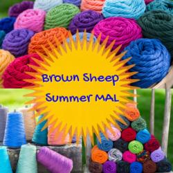 Group logo of Brown Sheep Summer Make-Along